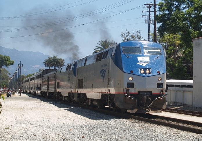 Great Railway Journeys of the World – USA Coast to Coast